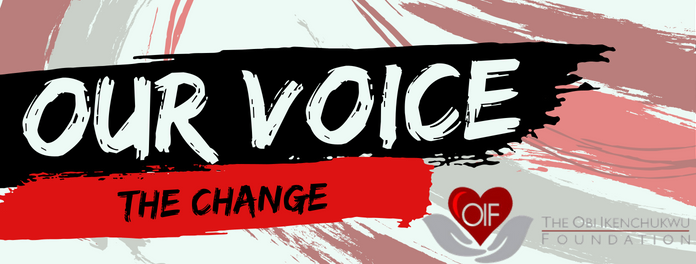 Our Voice…The Change 2018