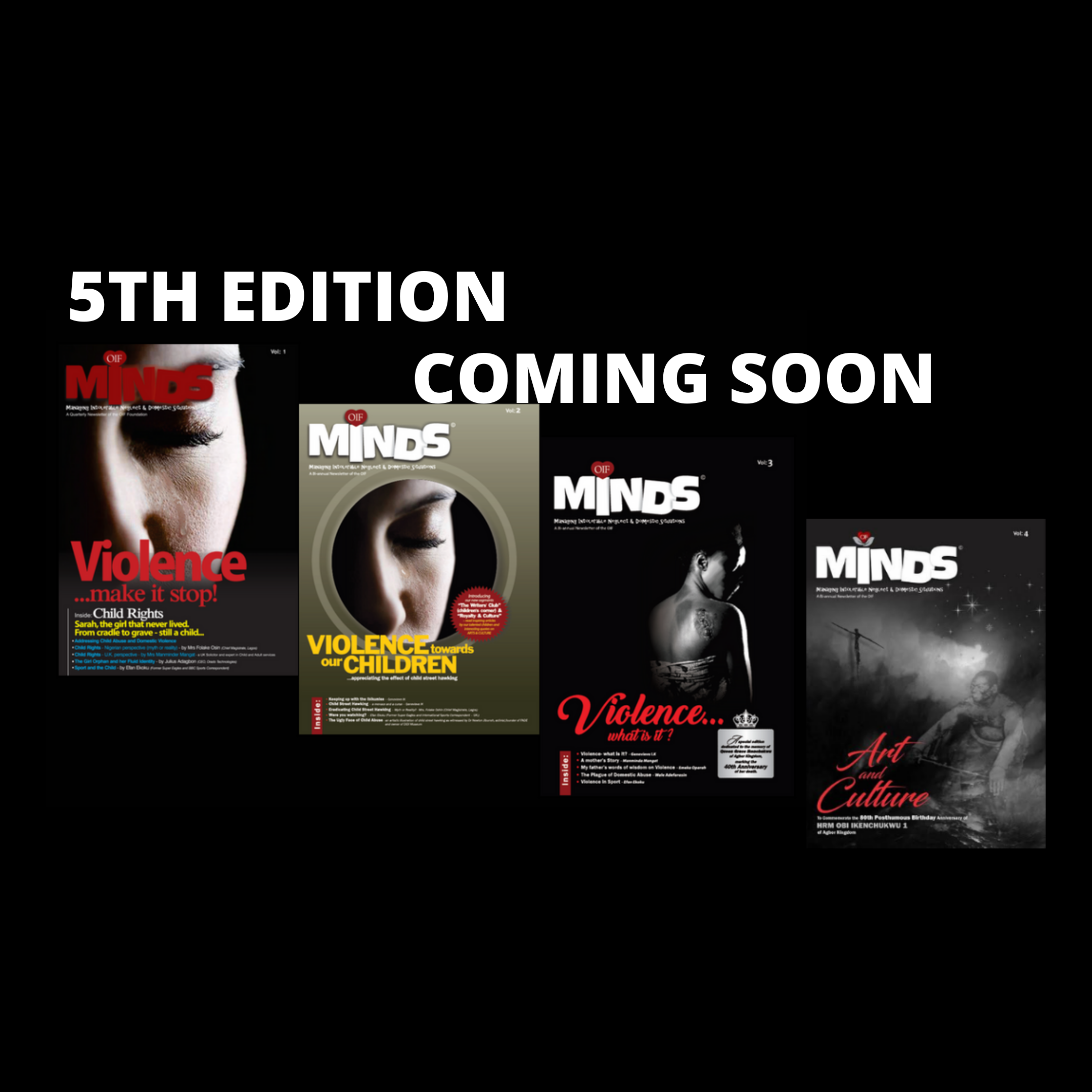 5th Edition MINDS